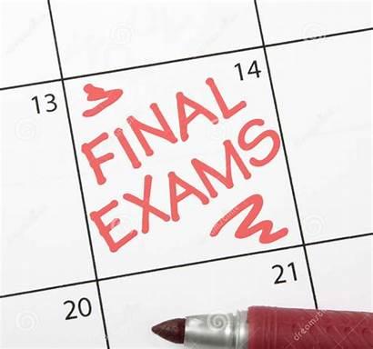 Study Finals Final Exams Calendar Exam Week