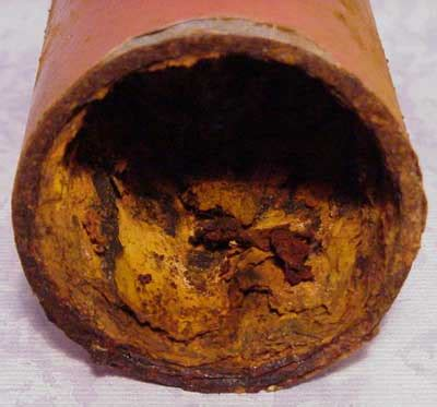 replacement  municipal pipes long overdue