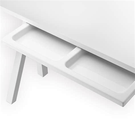 plateau pour bureau tiroir pour plateau bureau blanc string pour chambre