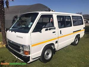 2005 Toyota Hiace 2 2l Used Car For Sale In Empangeni