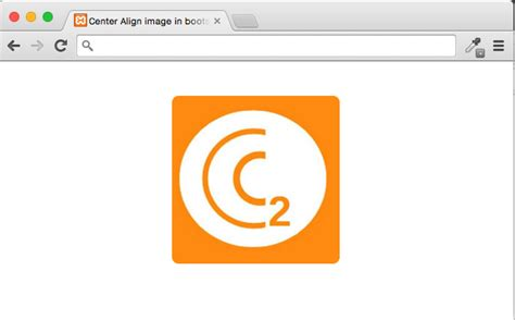 center align image  bootstrap codecare
