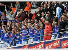 Soccer – Johnstone's Paint Trophy Final – Brentford v