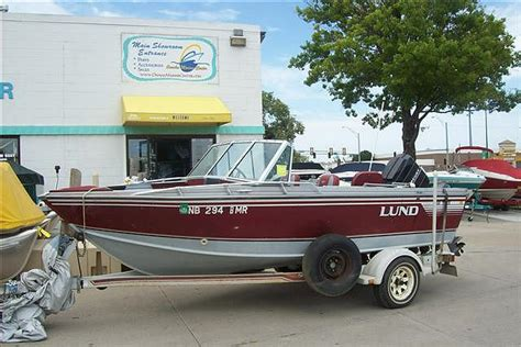 Small Boat Bass Club Omaha by 1989 Lund 1750 Tyee Price 7 995 00 Omaha Ne Stock