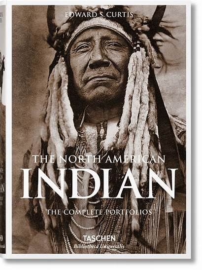 Indian American North Curtis Portfolios Complete Edward