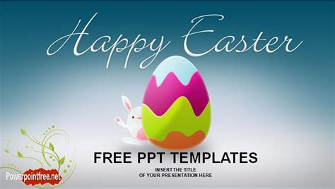 Eastern Creative Multipurpose Template Zip by Easter 2015 Powerpoint Templates Free Download
