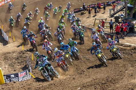 ama pro motocross 2018 ama pro motocross supercross numbers released