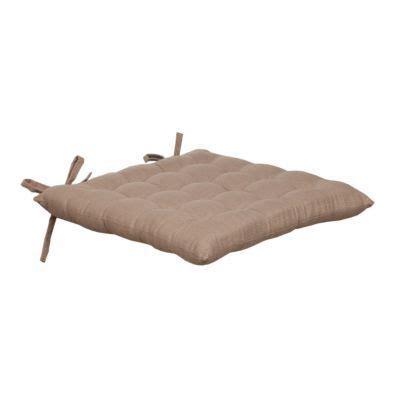 galette de chaise avec dossier galette de chaise de jardin castorama table de lit