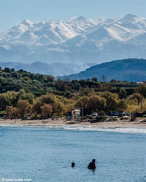 Winter Tourism Crete