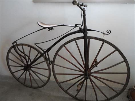troc echange velocipede velo ancien grand bi et