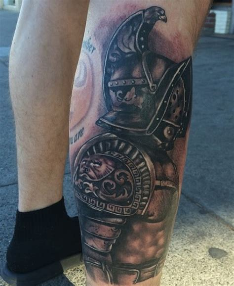 gladiator tattoos designs ideas  meaning tattoos