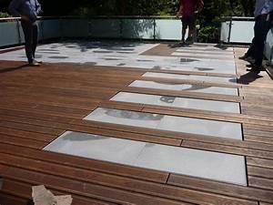Terrassengestaltung Mit Holz Und Stein : profilsystem einfaches verlegen f r betonplatten ~ Eleganceandgraceweddings.com Haus und Dekorationen