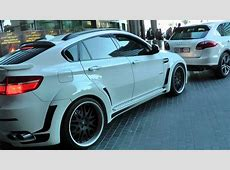 BMW X6 Hamann caught on Panasonic TM700 YouTube