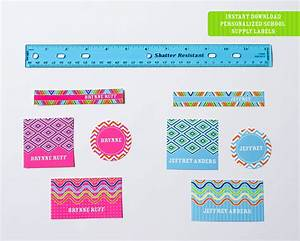 ruff draft getting ready for back to school with new With free customizable printable labels
