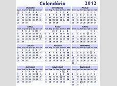 Calendário 2012 Brasil « Peregrino Mutante