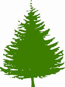 Pine Tree Clip Art at Clker.com - vector clip art online ...