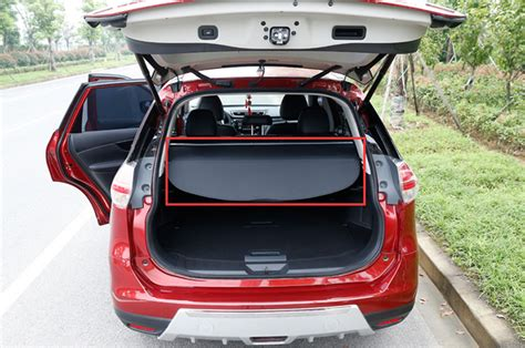 nissan rogue trunk cover nissan rogue cargo cover upcomingcarshq