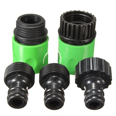 faucet hose adapter 5pcs rubber hose water faucet tap adapter rubber nozzle