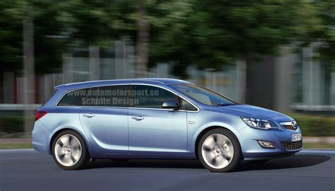 Opel Astra Estate by Opel Astra Estate 2600353