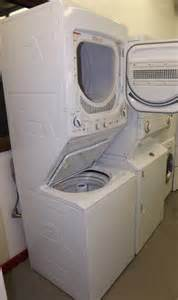 General Electric Stackable Washer Dryer
