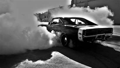 Muscle Cars Burnout Dodge Char Enthusiast