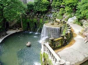 Tivoli Gardens Italy