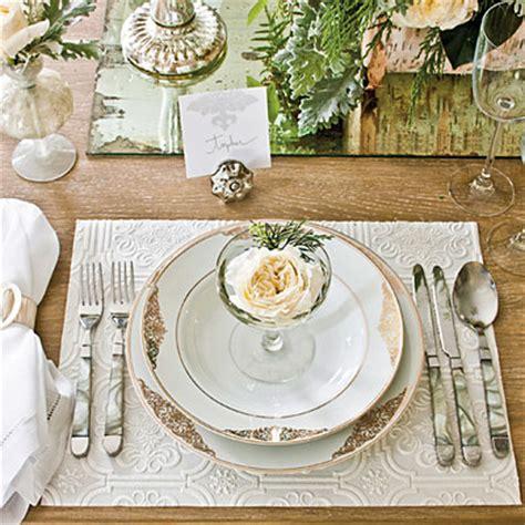 elegant christmas table settings ideas ciao newport beach an elegant christmas dinner