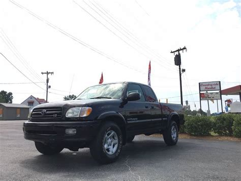 2002 Toyota Tundra Mpg by 2002 Toyota Tundra 4dr Access Cab Limited 4wd Sb In