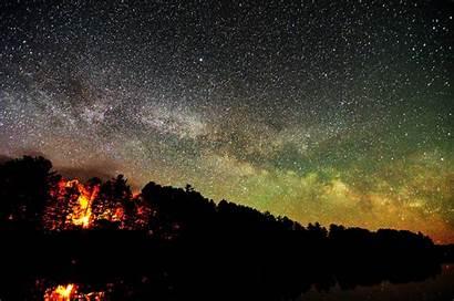 Sky Night Backgrounds Exposure Wallpapers Desktop Stars