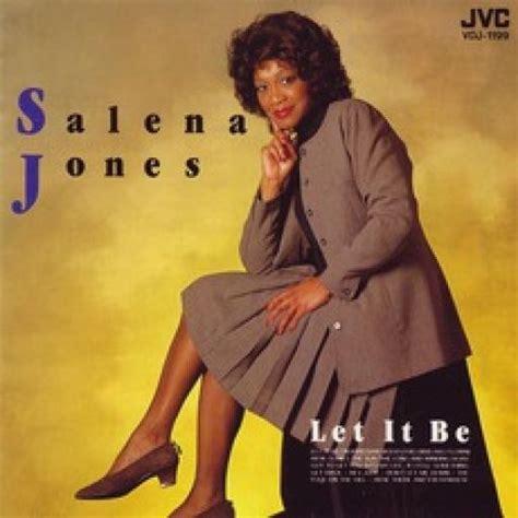 Let It Be  Salena Jones Mp3 Buy, Full Tracklist