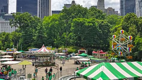 victorian gardens   wollman rink  central park