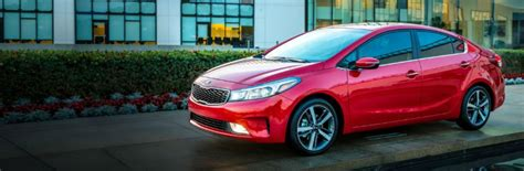 2018 Kia Forte Vs 2017 Kia Forte Features Comparison