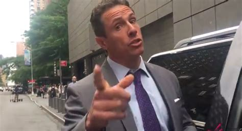 Chris Cuomo Full Body