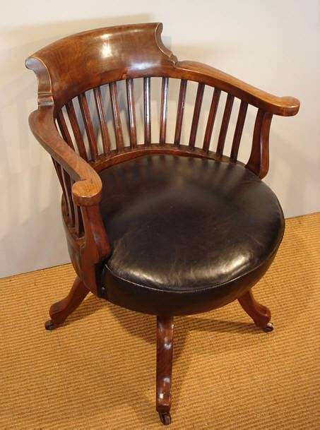 antique swivel desk chair antique mahogany swivel desk chair antique chair