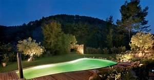Massif Autour Piscine : ecosculpture la nature au bord de sa piscine ~ Farleysfitness.com Idées de Décoration
