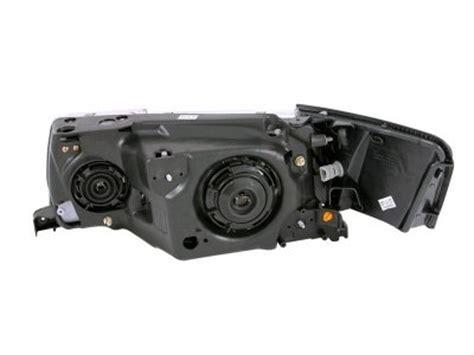 lexus ls400 1993 1994 chrome headlights and corner