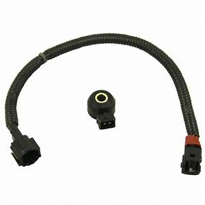 New Knock Sensor With 14  U0026quot  Wiring Harness For Nissan Infiniti 22060