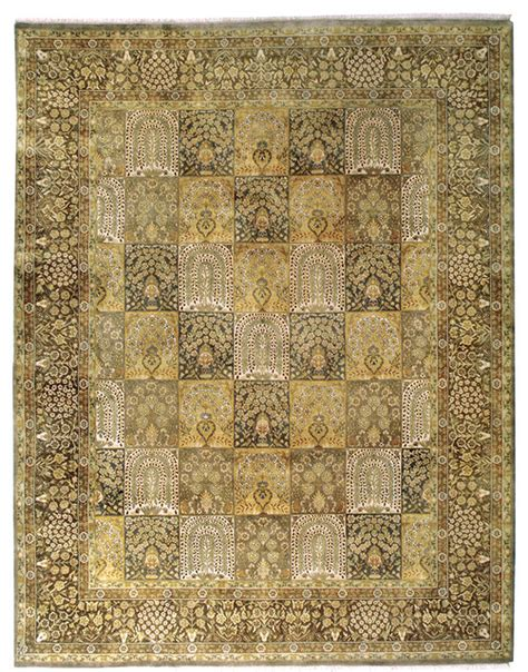 benares garden multi 10x14 outdoor rugs by due process