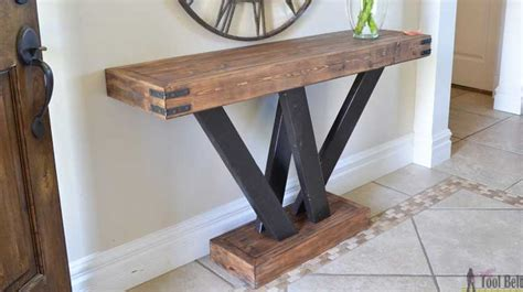 console table  tool belt