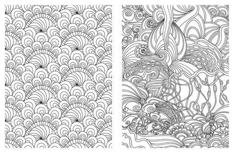 posh adult coloring book soothing designs  fun
