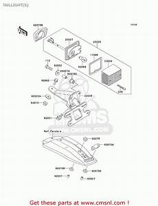 Wiring Diagram 2001 Kawasaki Ke 100