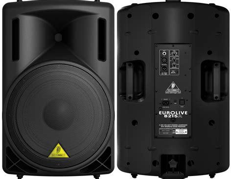 Behringer Eurolive Active Speaker Free