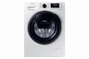 Washing Machine Samsung Ww80k6610qw User Guide
