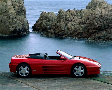 Ferrari 348, El Ferrari Inacabado