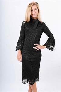 Robe Mi Longue Mariage : robe dentelle soir e robe fourreau dentelle robe chic mariage ~ Melissatoandfro.com Idées de Décoration