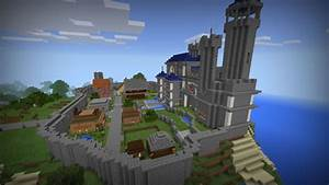 Camelot PE Survival Creation Minecraft PE Maps