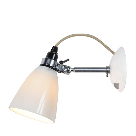 hector small dome wall light by original btc