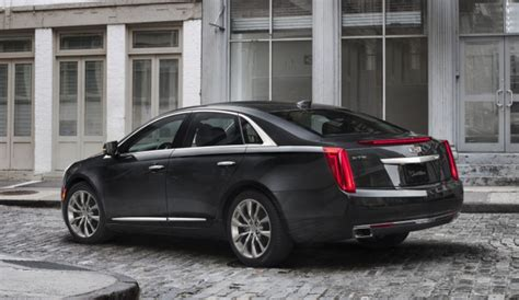 2019 Cadillac Xts V Sports Platinum Twin Turbo