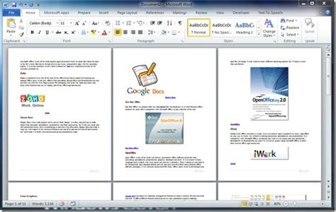 index word  document text