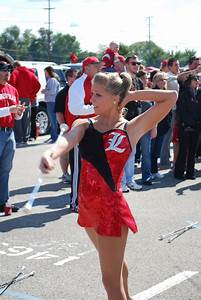 CMB Feature Twirler | UofL Bands