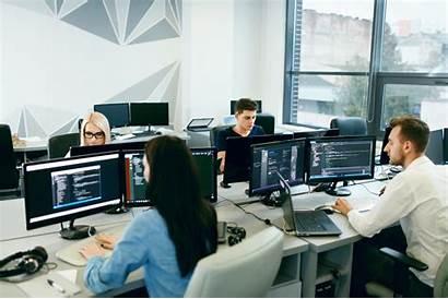 Programmierer Softwareentwickler